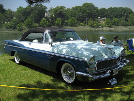 Chrysler New Yorker is First Produced | World History Project