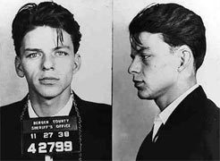 Frank Sinatra is arrested | World History Project