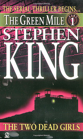 Stephen King Publishes The Green Mile World History Project